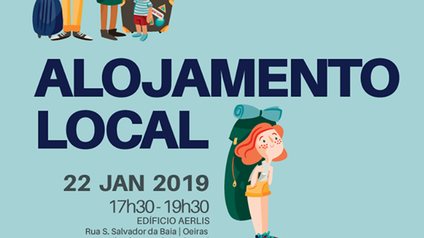 conferencia alojamento local oreiras jan2019