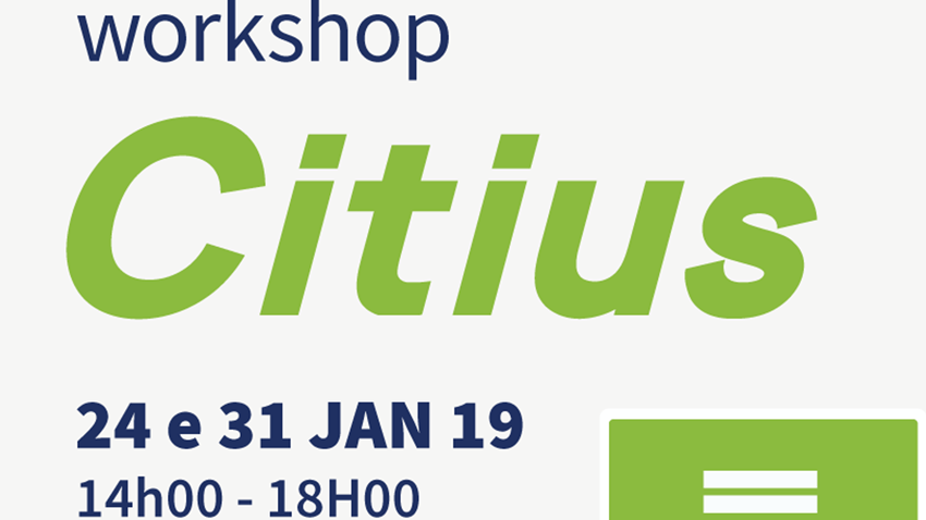 workshop citius jan 2019