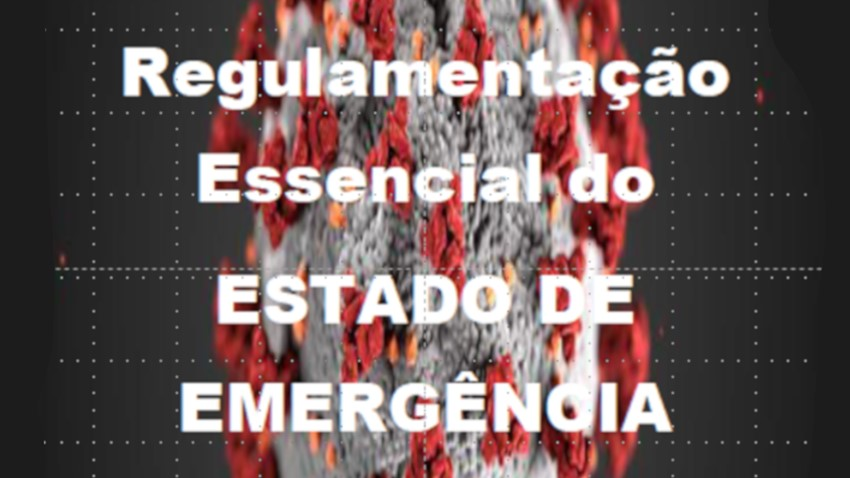 regulamentacao estado emergencia