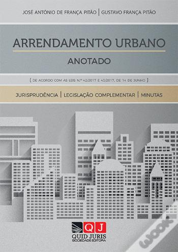 arrendamento urbano anotado quid juris