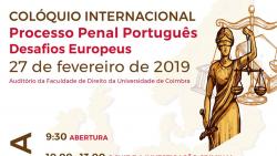 coloquio internacional processo penal portugues