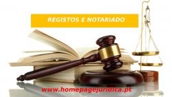 registos notariado
