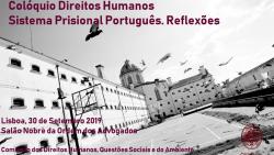 coloquio sistema prisional portugues set 2019