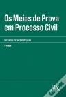 meios prova processo civil