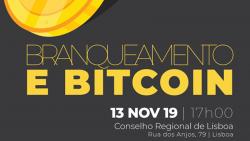 conferencia branqueamento bitcoin