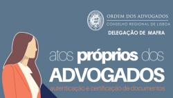 conferecnia mafra atos proprios advogados 3 dezembro 2019