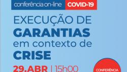 conferencia execucao garantias contexto crise