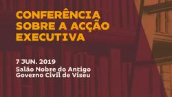 conferencia sobre acao executiva viseu junho 2019