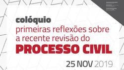 conferencia processo civil lisboa 25 nov 2019