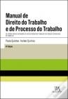manual direito trabalho processo trabalho 8edicao