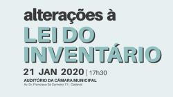 formacao cadaval lei inventario 21 janeiro 2020