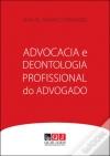 advocacia deontologia profissional advogado