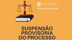 sessao suspensao provisoria processo mafra nov2018