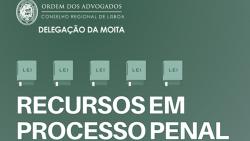 conferencia recursos processo penal moita
