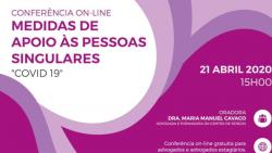 conferencia online medidas apoio pessoas singulares