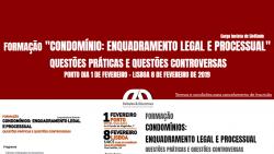 formacao condominio enquadramento legal processual