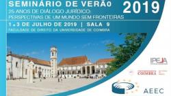 seminario verao 2019 2019 aeec